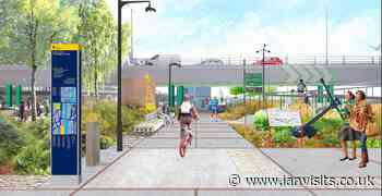 Consultation seeks to improve cycling and walking in the Royal Docks - IanVisits