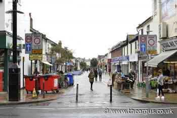 Brighton and Hove high streets to get European funding - The Argus