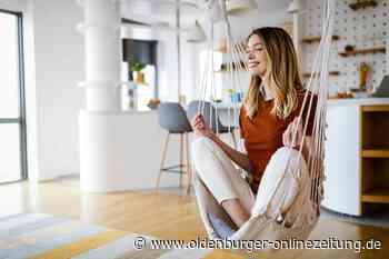 Wo kann man entspannter die Seele baumeln lassen als in einem Hängesessel? - Oldenburger Onlinezeitung