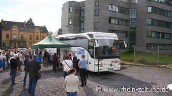 Rollende Hilfe für die Seele: Beratungsmobil hilft Menschen in der Krisen- und Traumabewältigung - Rhein-Zeitung