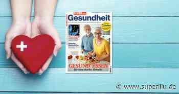 SuperIllu Gesundheit: Das große Magazin für Körper und Seele - SUPERillu.de