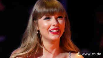 Taylor Swift: Gratulation an Anita Baker - RTL Online