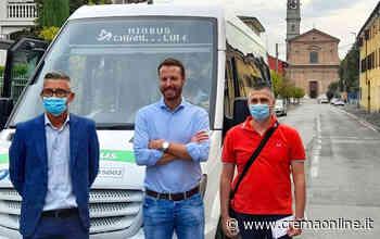 Corrierina tra Ombriano e Crema: una corsa ogni 30' - Crem@ on line