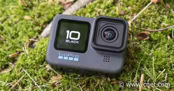 GoPro Hero 10 Black review: Pushing boundaries once again     - CNET