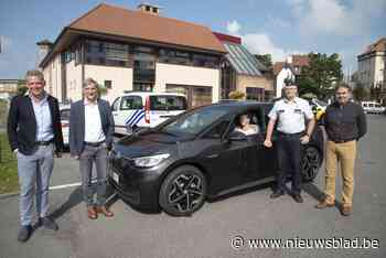 Politiezone Bredene-De Haan kiest voor elektrische auto - Het Nieuwsblad