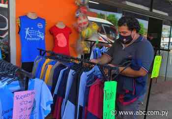 Incautan mercaderías falsificadas en Villarrica - ABC Color