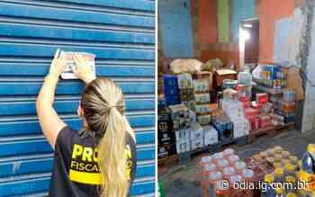 Dois depósitos de bebidas são interditados em Arraial do Cabo - O Dia
