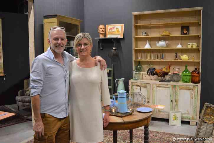 De dochter had er al een zaak, nu openen ook ouders An en Daniël een winkel in HUP/HUB