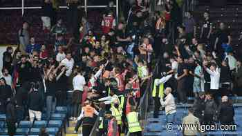 Burnley vs Arsenal marred by crowd trouble following Gunners victory at Turf Moor