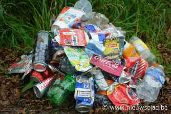 Jeugdbewegingen zamelen 795 kilo zwerfafval in voor World Cleanup Day