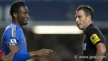 Clattenburg: Mikel and Chelsea row could have been 'worse than going to prison'