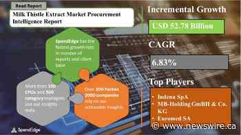 Milk Thistle Extract Sourcing and Procurement Market by 2024   COVID-19 Impact & Recovery Analysis   SpendEdge