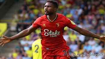 Dennis makes Watford history with opening goal at Norwich City