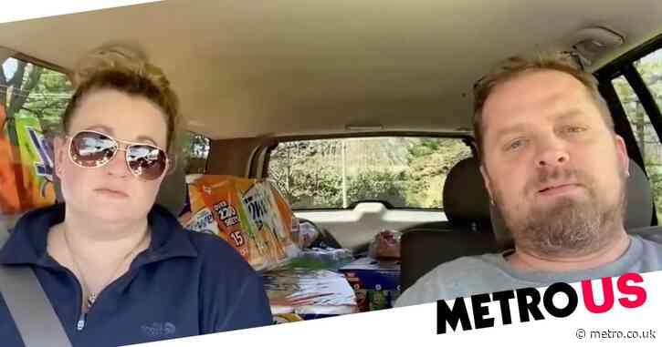 Married 'anti-vaccine YouTubers' die of Covid just three weeks apart
