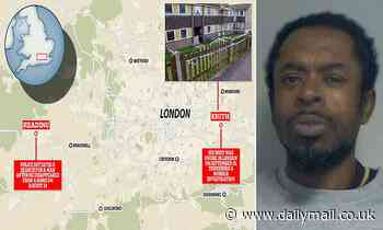 Pictured: Man, 46, whose body was found dumped in London three weeks after he vanished in Reading