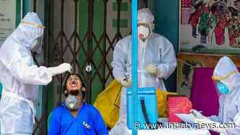 COVID-19: Kerala reports 19,352 fresh cases, 143 deaths - India TV News
