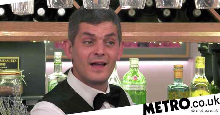 First Dates star Merlin Griffiths recalls co-stars' shock when he told them of cancer diagnosis