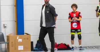 """David Termote (Felco Gavere): """"Inzet en positieve ingesteldheid zal ons redden in deze zware volleybalreeks"""" - Het Laatste Nieuws"""