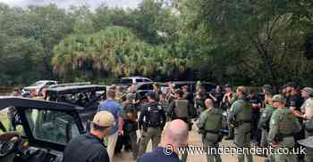 Gabby Petito: FBI and Florida police searching 25,000 acre reserve for Brian Laundrie
