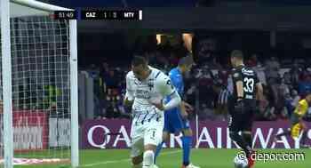 Doblete del 'Mellizo': Funes Mori puso el 4-1 del Cruz Azul vs. Monterrey [VIDEO] - Diario Depor