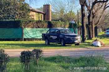 Funes: balearon la casa de familiares del vicepresidente de Newell's - El Litoral