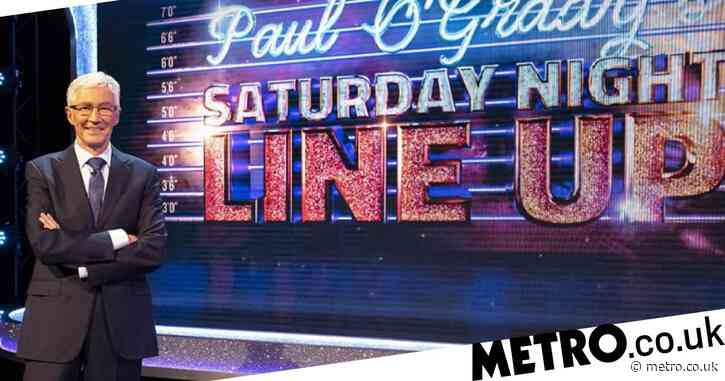 When is Paul O'Grady's Saturday Night Line-Up on, what's the show about and who is taking part?