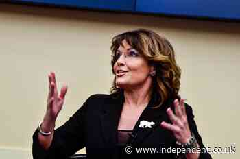 'I believe in science': Sarah Palin says she won't get Covid jab because she's already protected against virus