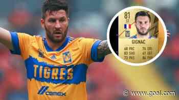 FIFA 22 ratings: Gignac, Ochoa, Thauvin and best Liga MX players revealed