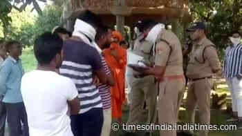 Priest found dead in temple in Haridwar