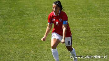 Karen Araya fue la heroína de Chile para evitar derrota ante Uruguay en el Santa Laura - AlAireLibre.cl