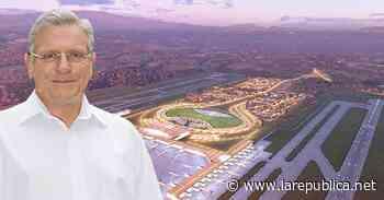 Rolando Araya anuncia que revivirá el aeropuerto de Orotina de ser presidente - Periódico La República (Costa Rica)