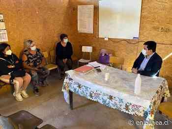 Senador Araya insistirá a Bienes Nacionales en regularización de terrenos de Chunchuri - enlalinea.cl - El Diario Digital de Calama - enlalinea.cl - El Diario Digital de Calama