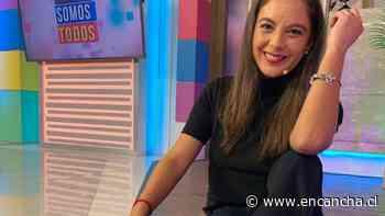 """""""Relajo y a cargar las pilas"""": Ángeles Araya disfruta de sus vacacionales en la previa a su llegada al nuevo matinal de Canal 13 - EnCancha.cl"""
