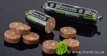 Meat-eaters fume as Asda to launch vegan black pudding in hundreds of stores