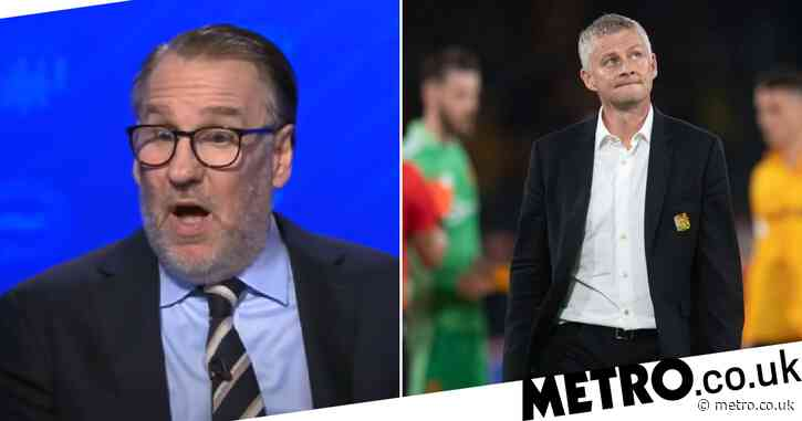 Paul Merson accuses Ole Gunnar Solskjaer of 'people pleasing' and slams Manchester United tactics