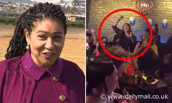 San Francisco Mayor London Breed defiant after being caught defying her law by partying mask-less