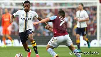 Everton's Iwobi equals Ekoku's Premier League appearance record in Aston Villa loss