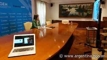 SIGEN y el Consejo Nacional de Coordinación de Políticas Sociales desarrollaron una capacitación sobre la implementación de ODS en Argentina - Argentina.gob.ar Presidencia de la Nación