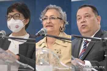 Presentan candidatos a Rectoría BUAP plan de trabajo ante el Consejo - Síntesis Nacional