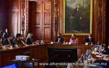 Se reúne el Consejo Estatal de Salud; analizan situación pandémica - El Heraldo de Chihuahua