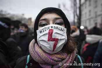Polonia: El Consejo de Europa condena la inacción a la hora de combatir la violencia contra las mujeres - Amnistía Internacional España