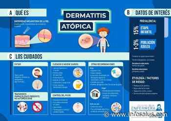 El Consejo General de Enfermería y CERAVE se unen para potenciar la formación enfermera sobre dermatitis atópica - www.infosalus.com