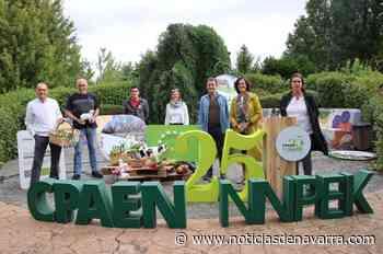 El Consejo de la Producción Agraria Ecológica de Navarra celebra sus 25 años - Noticias de Navarra