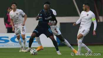 Nwakaeme with an assist as Trabzonspor extend unbeaten Super Lig start with Kasimpasa win
