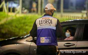 Lei Seca intensifica ações na Semana Nacional do Trânsito - O Dia