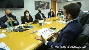 Governador visita sede da empresa Neoenergia, no Rio de Janeiro - Governo do Estado do RS