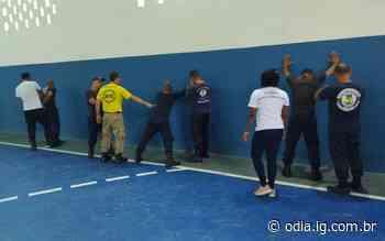Guarda municipal de Magé recebe GM do Rio de Janeiro para capacitação - O Dia