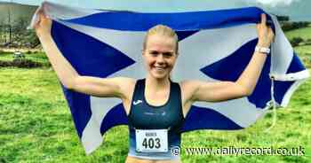 Scotland medal joy for Law AAC star after surprise hill running call-up paves way to glory - Daily Record