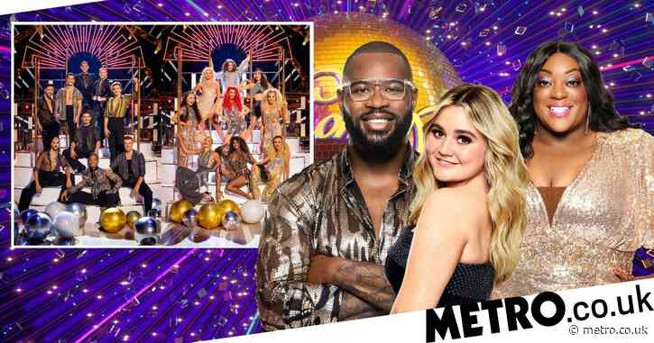 Strictly Come Dancing 2021: Who are this year's pairings?