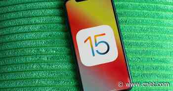 iOS 15 and iPad OS 15 come Monday: How to install Apple's new software     - CNET